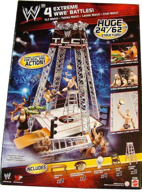 Tlc Tables Ladders Chairs Toys by Fave Unreleased Figure Wrestlingfigs Figure Forums