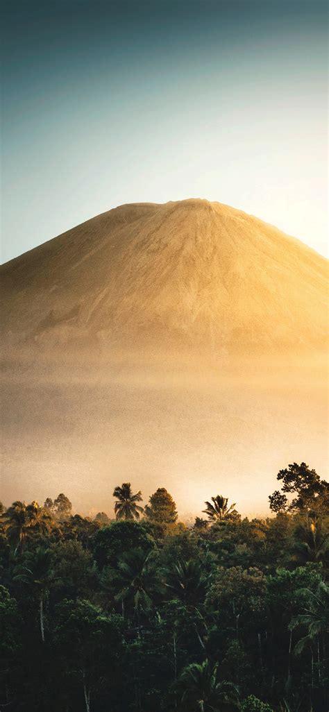 volcano wallpaper iphone pro max