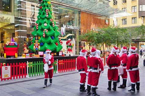christmas in australia traditions and customs
