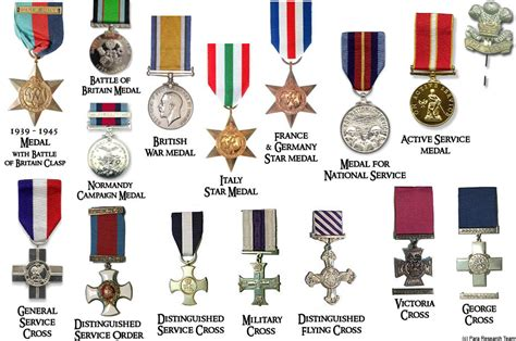 17 military awards and decorations uk navy seal