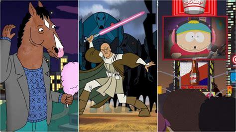animated tv show nowadays empire movies