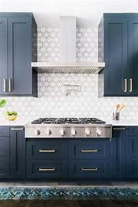 25 best ideas about navy cabinets on pinterest navy With kitchen colors with white cabinets with navy and gold wall art