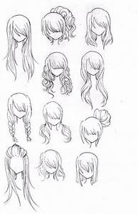 Anime girls Hair! by Glitzy-Cute on DeviantArt