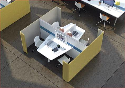 bureau udes environnement bureau opératif environnement acoustique am pod mobilier