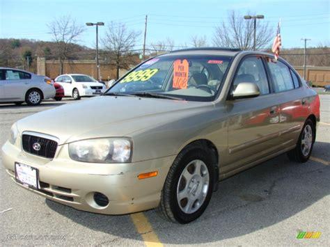 2001 Hyundai Elantra Gls by 2001 Chagne Hyundai Elantra Gls 7514532 Gtcarlot