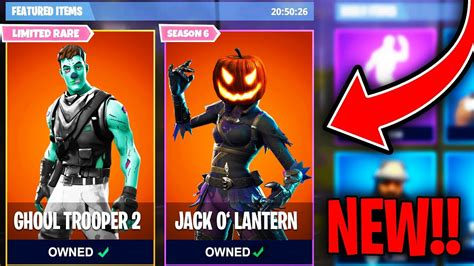 top  fortnite halloween skins   added  fortnite