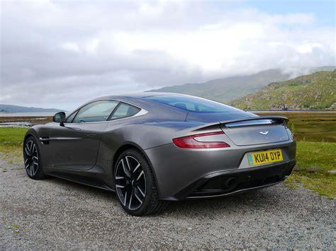 Review Aston Martin Vanquish by 2015 Aston Martin Vanquish V12 Review