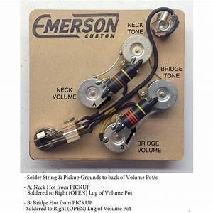 Sg Prewired Kit  U2013 Emerson Custom