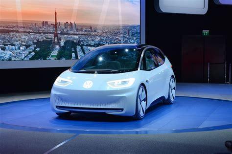 Id Volkswagen Prsente Son Concept Car 100 Lectrique