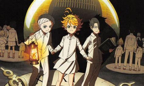 Confirmada La Fecha De Estreno Del Anime De The Promised