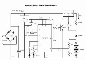 Nicd  Nimh Battery Charger   Battery Charger Circuits
