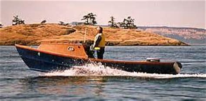 Dory Flat Bottom Boat by Marine Surveyor Consultant Marine Survey
