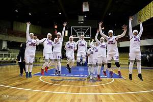 History Made: Men attend women's basketball game in Tehran