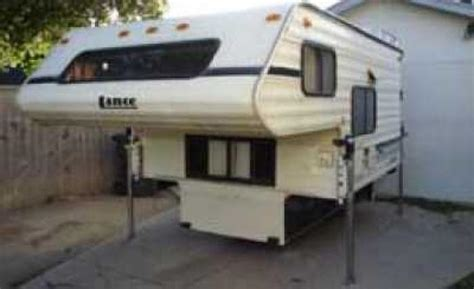 recreational vehicles truck campers  lance squire