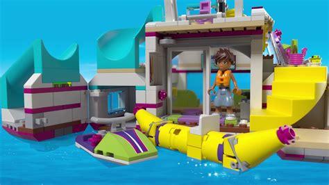 Catamaran Lego Friends by Sunshine Catamaran Lego Friends 41317 Product