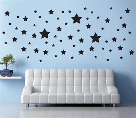 65 stars vinyl wall art stickers for kids bedroom 24