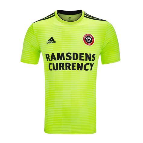 Sheffield United 2018-19 Away Kit Released | The Kitman