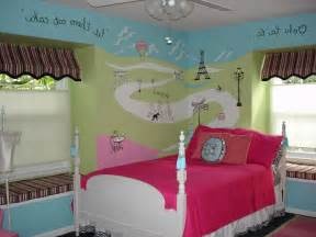 awesome pink and green bedroom ideas for girl room with