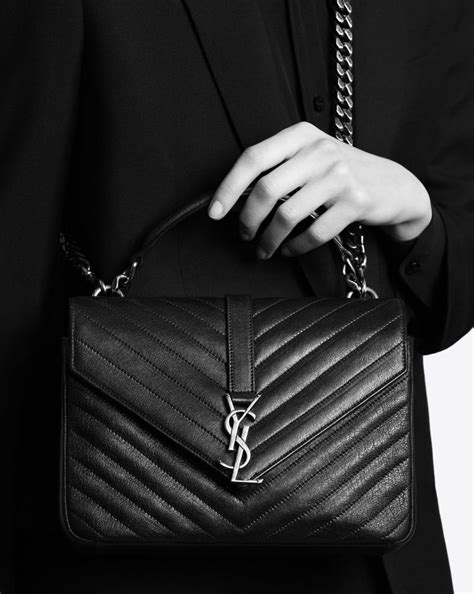 saintlaurent classic medium college monogram saint