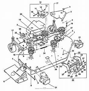 26 Snapper Riding Lawn Mower Parts Diagram