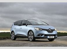 Renault Grand Scenic Estate Review & Comparisons OSV