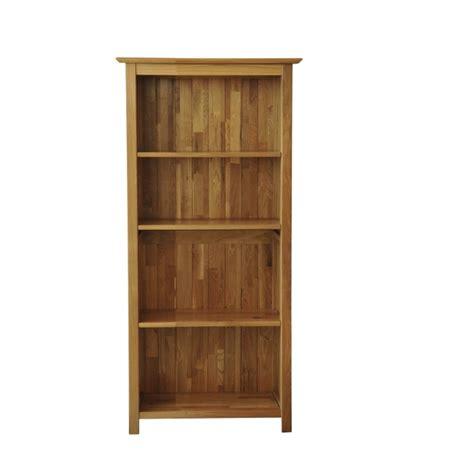 Canberra Solid Oak Furniture 5ft Narrow Living Room Office