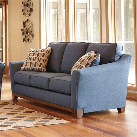 janley denim sofa sofas living room furniture living
