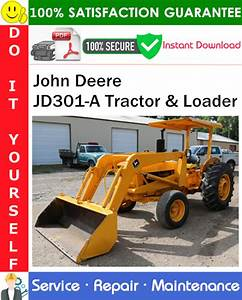 John Deere Jd301