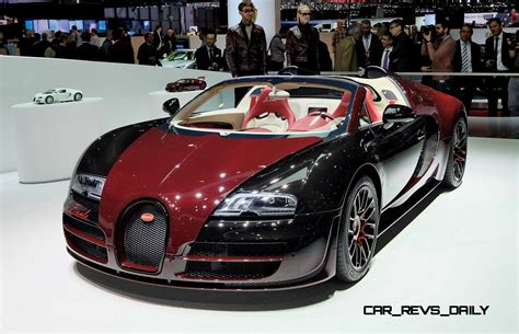 The bugatti veyron 16.4 grand sport vitesse, the roadster version of the veyron 16.4 super sport, is also a superlative supercar. 2015 Bugatti VEYRON FINALE