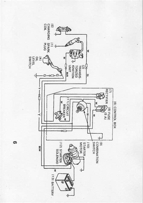 honda gx200 electric start wiring diagram diagram