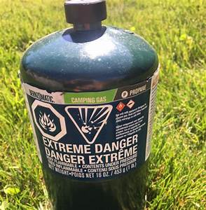 Big surprise: You shouldn't put explosive propane tanks in