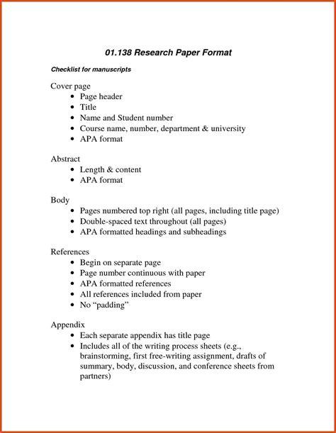 apa outline format moa format