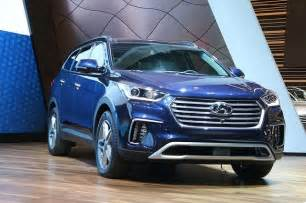 third row jeep grand 2018 hyundai santa fe release date redesign sport and specs