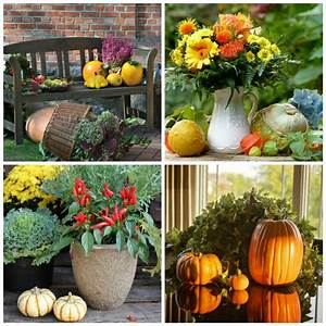 Tips, For, Fall, Decorations