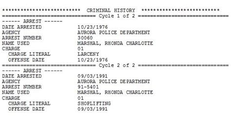 Check Criminal History Records What Does A Hb 1229 Fellowship Of The Minds