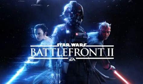 First Star Wars Battlefront II Gameplay Livestream Coming ...