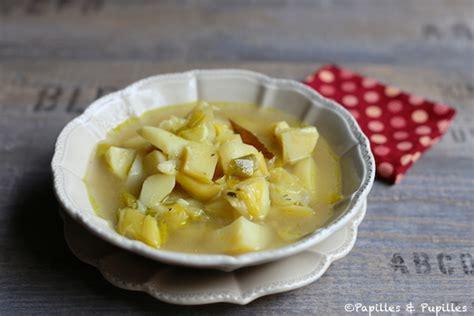 Soupe Poireau Pomme De Terre Lardons by Soupe Rustique Poireaux Pommes De Terre