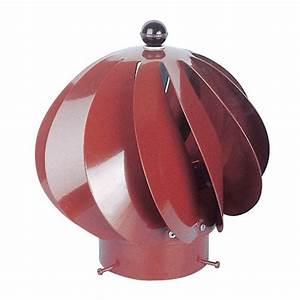 Aération Fosse Septique : ventilateur extracteur aspiromatic sebico brun toiture ~ Premium-room.com Idées de Décoration