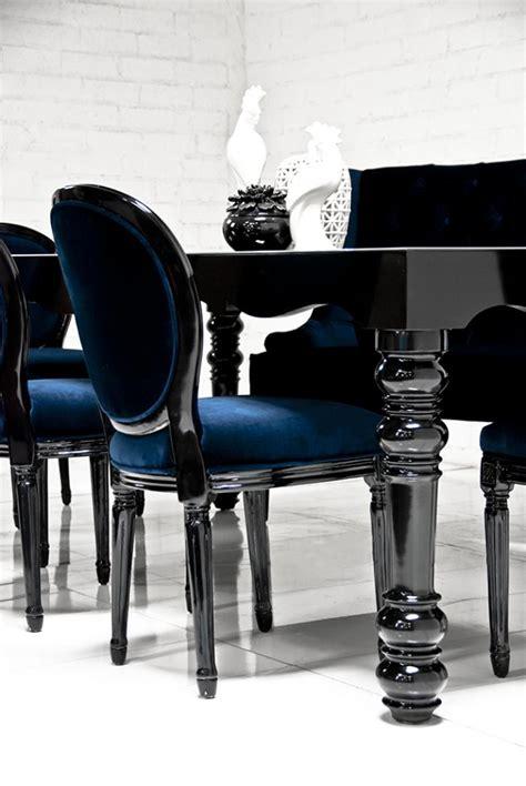 Esstisch Schwarz Hochglanz by Www Roomservicestore Bel Air Dining Table In High