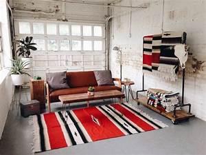 1000 idees sur le theme tapis navajo sur pinterest tapis With tapis rouge avec textile canapé