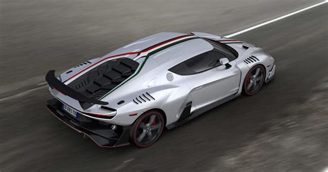 Listen To The First Cry Of The Italdesign Zerouno