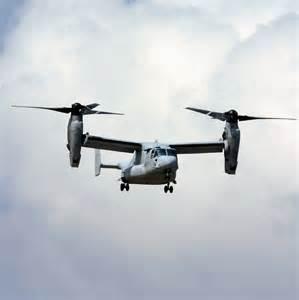 Osprey Military Aircraft