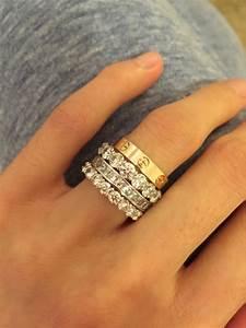 Cartier Love Ring Regulat Vs Mini PurseForum