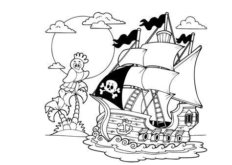 Kleurplaat Praten 2 Personen kleurplaat piraat 46 allerleukste piraten kleurplaten