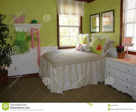 belles chambres à coucher chambre à coucher de filles image stock image