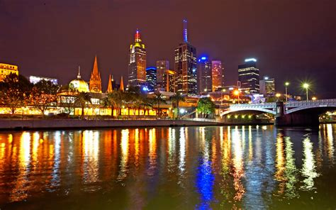Melbourne Full Hd Wallpaper And Background Image