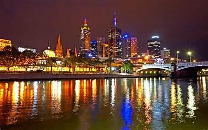 Melbourne Wallpapers Australia Background Desktop Cities Backgrounds