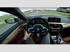 2018 BMW M550d xDrive G30 Is a Fast QuadTurbo Diesel in