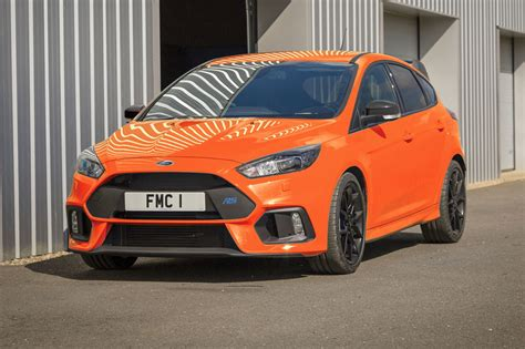 Ford Focus Rs Heritage Edition Is Hot Hatch's Final