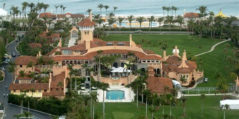 Donald Trump's Trips To Maralago 2018  How Many Times